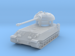 1/144 K Concept Heavy Tank in Smooth Fine Detail Plastic