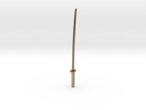Bludgeon Weapons in Polished Gold Steel: Medium