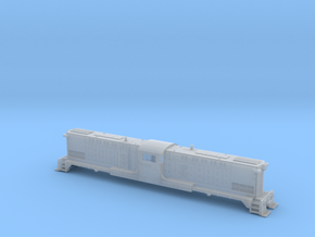 Baldwin DT6-6-2000 HO Type 3 in Smooth Fine Detail Plastic