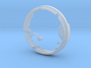 qESP_Ring in Smooth Fine Detail Plastic