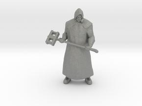 Silent Hill Bogeyman miniature model fantasy games in Gray PA12