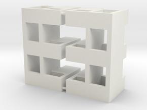"(2) PLANTER UNIT PLACEMENT JIG - 30"" in White Natural Versatile Plastic"