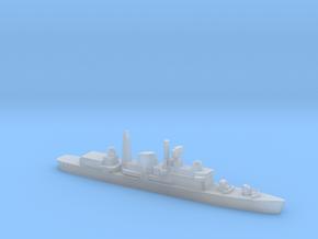 Type 42 DDG (Post-Falklands War), 1/1250 in Smooth Fine Detail Plastic