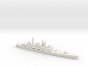 Type 42 DDG (Batch 3), 1/1250 in White Natural Versatile Plastic
