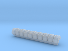 HBP Drum Mag X10 in Smoothest Fine Detail Plastic