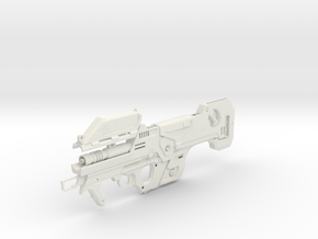 1/6 Scale Nonlinear Projector Concept Art Version  in White Strong & Flexible