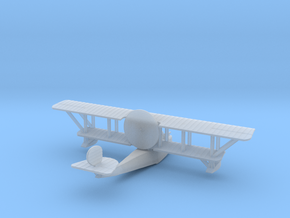 F.B.A. Type H Flying Boat (various scales) in Smooth Fine Detail Plastic: 1:285