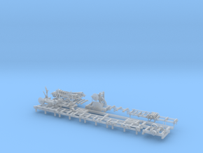 Sawmill Complete 1/64 in Smooth Fine Detail Plastic: 1:64 - S