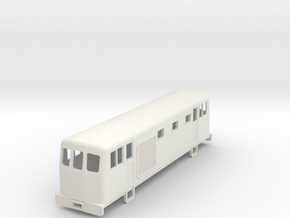 009 Bo-Bo dual cab diesel loco  in White Natural Versatile Plastic