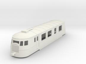 bl76-a80d1-railcar in White Natural Versatile Plastic