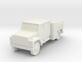 International S1700 Utility 1/87 in White Natural Versatile Plastic