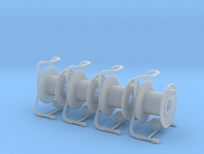 1-18_cord_reel_x4 in Smooth Fine Detail Plastic