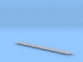SBD w/Gear x12 (WW2) in Smooth Fine Detail Plastic: 1:600
