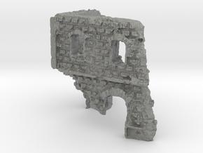 1/144 Stone Building Ruin in Gray PA12