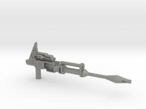 Prowldimus Prime blaster in Gray PA12