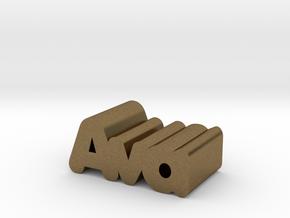 Ava in Natural Bronze