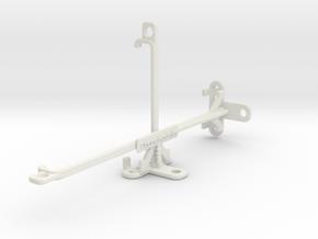 T-Mobile REVVL 5G tripod & stabilizer mount in White Natural Versatile Plastic