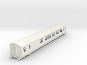 o-76-cl126-trailer-buffet-first-coach in White Natural Versatile Plastic