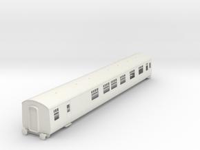 o-43-cl126-trailer-buffet-first-coach in White Natural Versatile Plastic
