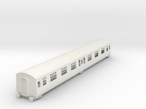 o-76-cl126-trailer-composite-coach in White Natural Versatile Plastic