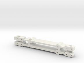 BRM Peugeot 205 Turbo 16V Adapter Kit in White Natural Versatile Plastic