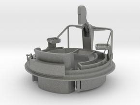 1/20 USN Pt Boat 109 - 0.50 Gun Mount Fore in Gray PA12