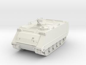 MV25A M113A3 APC (28mm) in White Natural Versatile Plastic