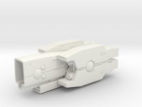 LOGH Imperial Eistla 1:3000 (Part 2/2) in White Natural Versatile Plastic