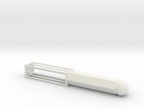 Screwdriver Whisk in White Natural Versatile Plastic