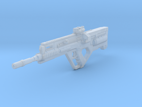 IMR Integrated Munitions Rifle 1:6 in Smooth Fine Detail Plastic