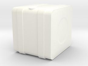 Hydraulik Tank 1:32 siku control in White Processed Versatile Plastic