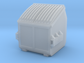 1/64 Dumpster 7 in Smooth Fine Detail Plastic