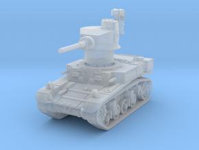 M3 Stuart mid 1/220 in Smooth Fine Detail Plastic