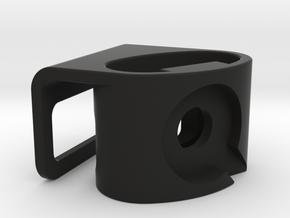3D Print Smart Watch Stand v2 in Black Natural Versatile Plastic