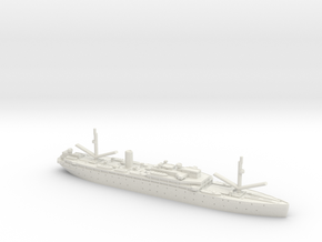 USS Dobbin 1/1250 in White Natural Versatile Plastic