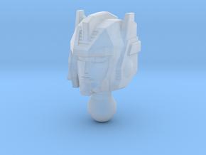 Sureshot head for Siege Sideswipe in Smooth Fine Detail Plastic