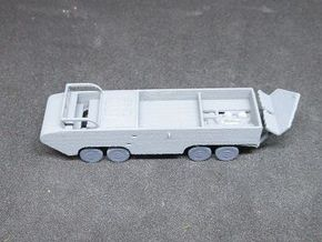 1/144 Einheits LKW 8x8  in White Natural Versatile Plastic