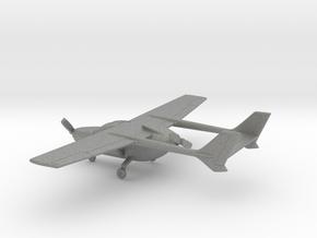 Cessna O-2 Skymaster in Gray PA12: 1:160 - N