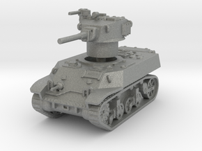 M3A3 Stuart 1/120 in Gray PA12