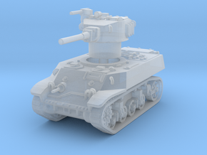 M3A3 Stuart 1/144 in Smooth Fine Detail Plastic