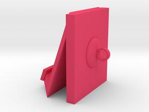 phone holders in Pink Processed Versatile Plastic