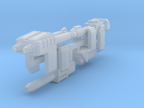 Transformers Earialbots Weapons in Smooth Fine Detail Plastic