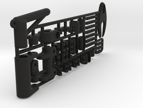New Micro Magic RIG SET alternative in Black Natural Versatile Plastic