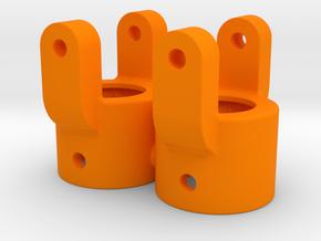 Mini Chubs AR44 Splines in Orange Processed Versatile Plastic