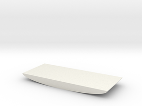 Chopstick pillow in White Natural Versatile Plastic