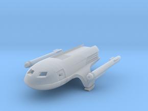 1/350 TOS Jefferies Concept Shuttlecraft in Smooth Fine Detail Plastic: 1:350