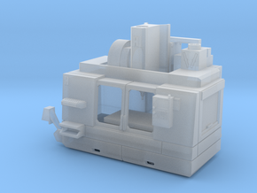 1/64 CNC Mill  in Smooth Fine Detail Plastic