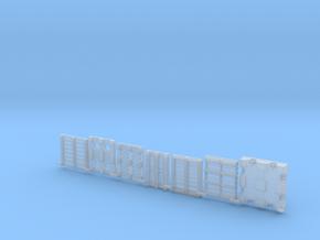 1/64 pallet set x7 in Smooth Fine Detail Plastic