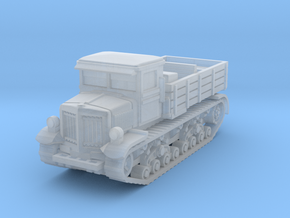 Voroshilovets tractor 1/200 in Smooth Fine Detail Plastic