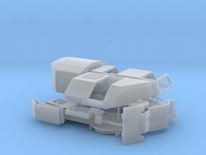 O&K L3 / Nobas UB75 Oberwagen in Smooth Fine Detail Plastic